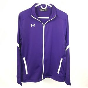 50% Off Under Armour / Loose Full Zip Jacket